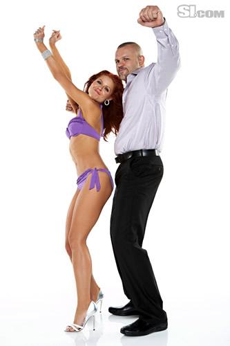 Chuck liddell and anna trebunskaya dating 9